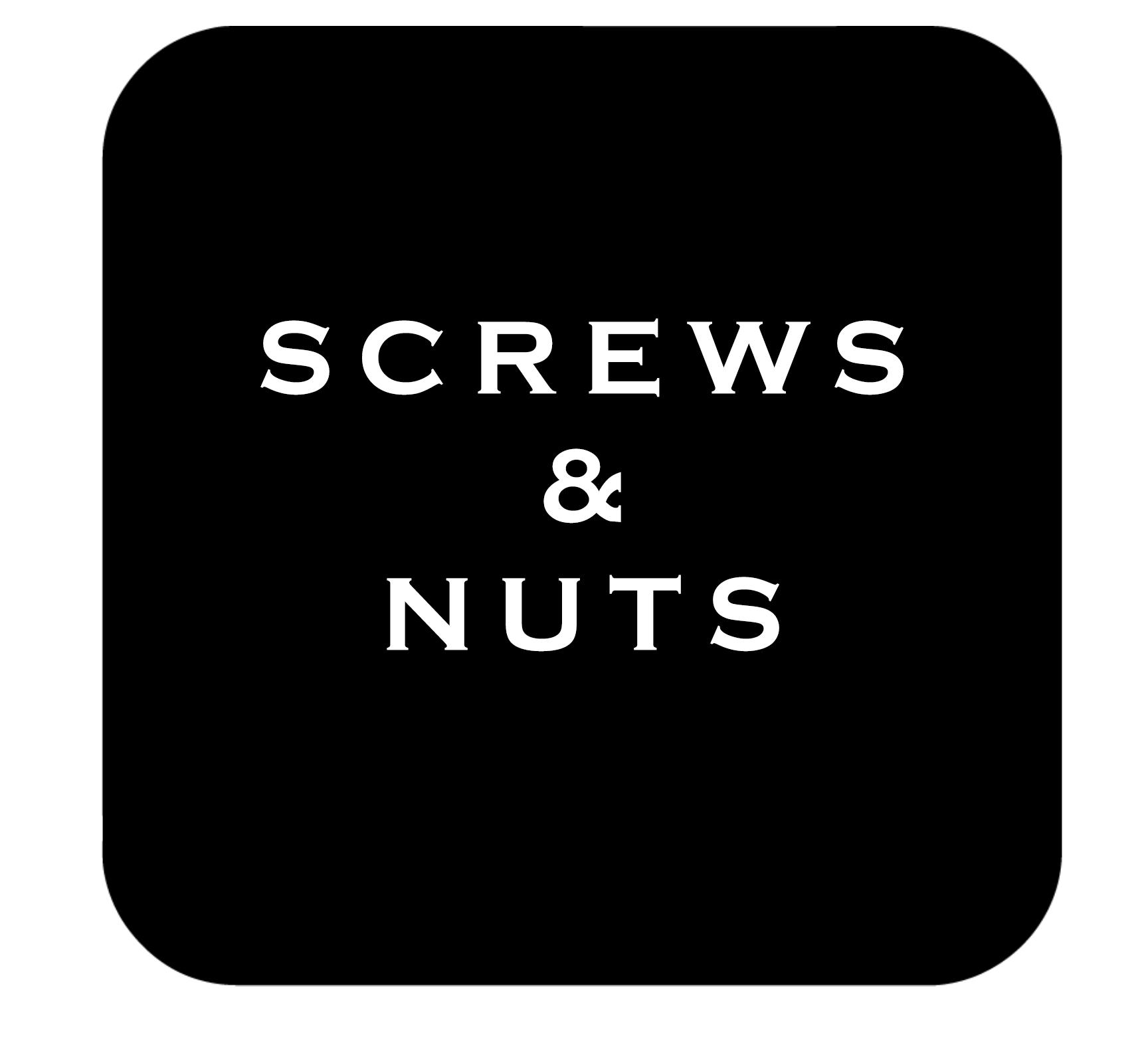 SCREWS & NUTS